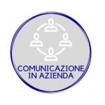 Logo comunicazione in azienda